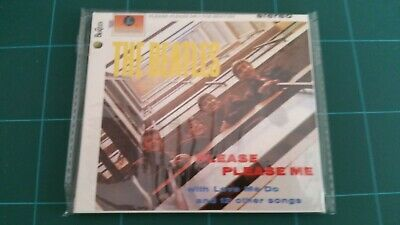 The Beatles - Please Please Me  (Cd Come Nuovo  Stereo Apple 2014)