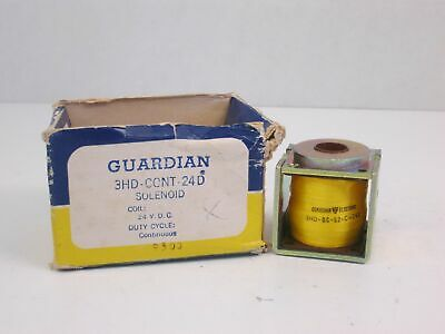Guardian Electric 3HD-CONT-24D Solenoid