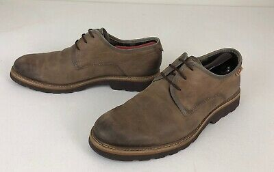 e6325d60aab90 PIKOLINOS Men's Glasgow Oxfords In Light Brown Nubuck Leather M05-6220 ...