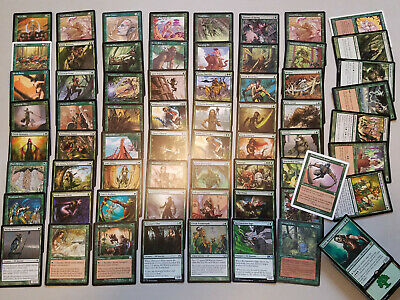 Elfen Elves Edh Commander Highlander Deck Magic The Gathering