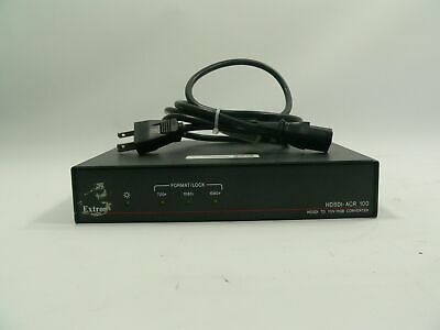 Extron HDSDI-ACR 100 - HD SDI to component. Includes Power Cable