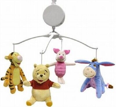 WINNIE THE POOH: Pooh\'s ABC Musical Mobile by Disney Baby ...
