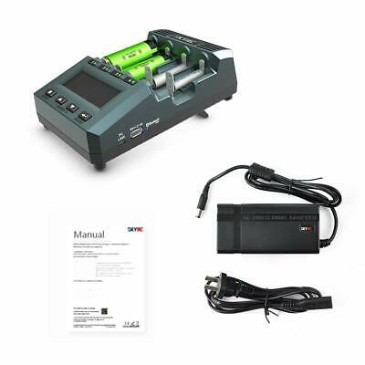 SkyRC MC3000 Multi-chemistry Universal Cylindrical Battery Charger - Smart App