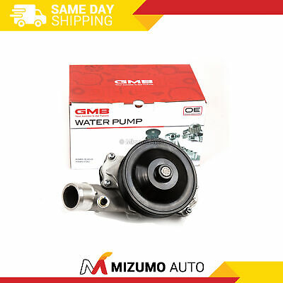 New Replacement GMB Engine Water Pump Fits 02-08 Jaguar X-Type 2.5L 3.0L DOHC V6
