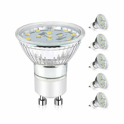 Dimmable 10 4w equivalent Pack Bulbsnon To Light Ascher Led Gu10 GUpSzjVLqM