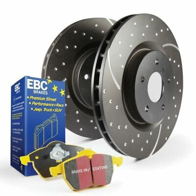 EBC Stage 5 Brake Kit S5KF1503-Front