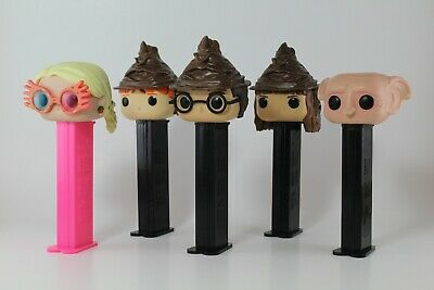 Funko Pop Pez Harry Potter FUNKO PEZ, CHOOSE YOUR CHARACTER! - FAST SHIPPING!