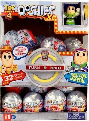 NEW Toy Story 4 Ooshies XL Capsule from Mr Toys