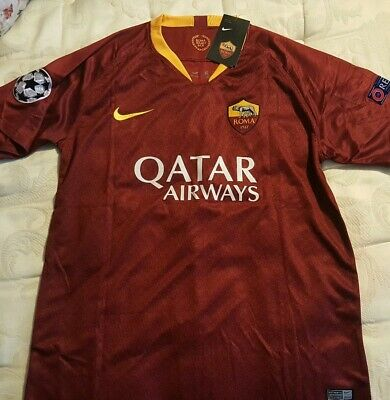 ec4456e151a NIKE AS ROMA Home Short 2018 2019 Juniors Rouge Football Ballon ...