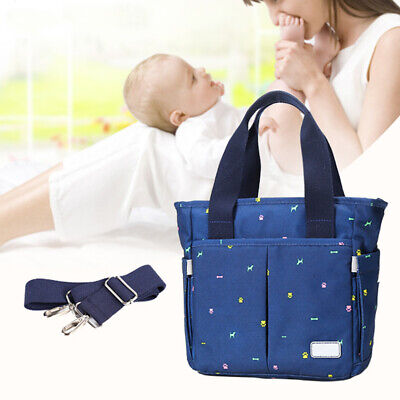 Baby Nappy Changing Bag Set Diaper Bags Shoulder Handbag Mommy Bag with Strap
