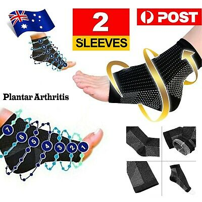 Foot Angel Compression Hot socks Foot Sleeve Sore Achy Heel Pain relief massager