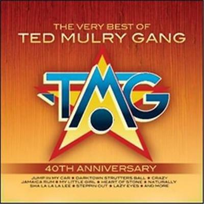 Ted Mulry Gang The Very Best of CD NEW