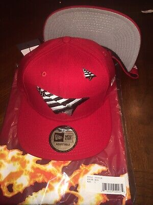 PAPER PLANES HAT ROC NATION BROOKLYN PATCH HAT OLD SCHOOL FITWITH PIN JAY-Z HAT