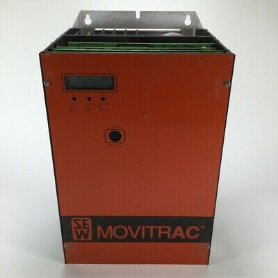 Sew-Eurodrive MOVITRAC 204CD Frequenzumrichter frequency converter Used UMP