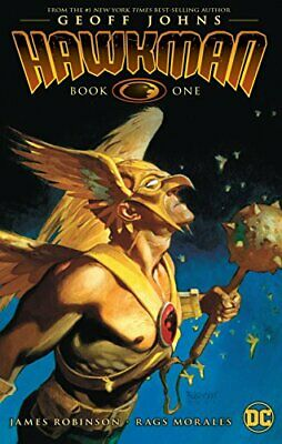 Hawkman by Geoff Johns TP Book One New Paperback Book
