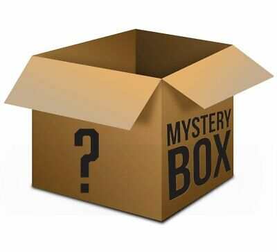 Mystery box 5 New electronics, clothing, consoles, games, dvds Minimum 25 Items
