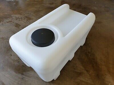 "200L Valeting Water Tank,1/2"" Insert, Storage,High Capacity, Free Delivery"