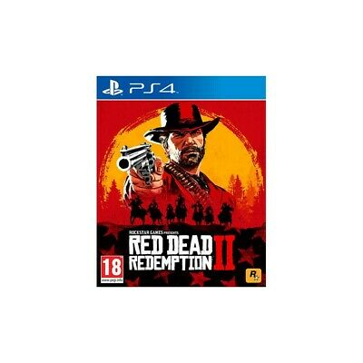 Red Dead Redemption II (UK Edition) PS4 Playstation 4