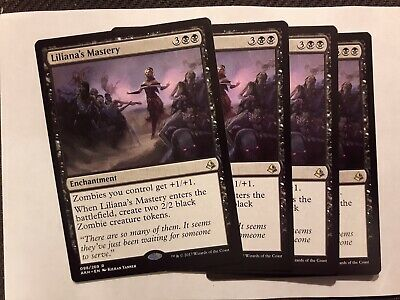 Liliana's Mastery x 1 MTG Magic the Gathering - NM