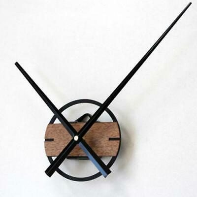 3D Vintage DIY Movement Mechanism Retro Wooden Hanging Wall Clock Home Decor HOT
