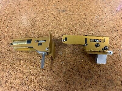 ROBART MANUFACTURING 654 Fixed Steerable Nose Gear with Fork 3/8
