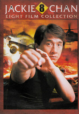 Jackie Chan - 8 Film Collection (Dvd)