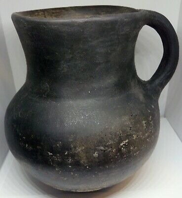 Antique Jug Magnet / Clay Pottery  150mm. 300-100BC. Scythian