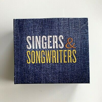 Singers & Songwriters [Box] 11 CDs 2010 TIME-LIFE 70, 71, 72, 73, 74, 75, 76, 77