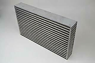CSF csf8063 High Performance Bar & Plate Intercooler Core