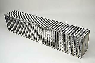 CSF csf8068 High Performance Bar & Plate Intercooler Core