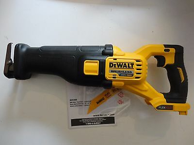 DEWALT DCS388B FLEXVOLT 60V MAX Bare Tool Brushless Reciprocating