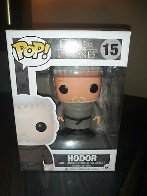 Hodor Funko Pop Vinyl Game Of Thrones Vaulted Retired