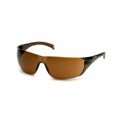 Carhartt Billings Safety Glasses with Sandstone BronzeLens CH118S