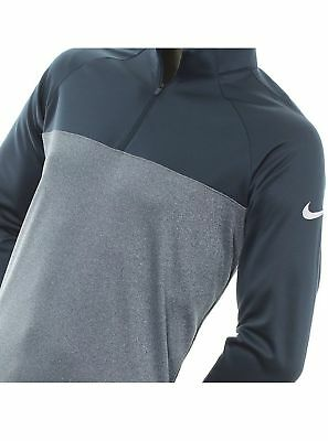 f81661a18 Nike Men's Golf Therma Core Half Zip Pullover Armory Navy 854498 Size XL