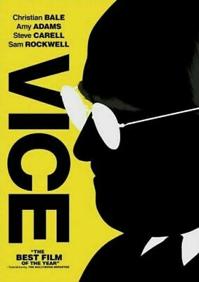 Vice Dvd (Dvd, 2018) (Dvd, 2019)  Free Shiping Usa Seller