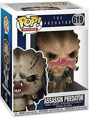 "Funko Toys PoP Movies The Predator - Assassin Predator 4"" Figure #619~NIB"