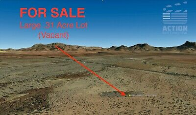 Large 0.31 acre Vacant Land in Douglas, AZ