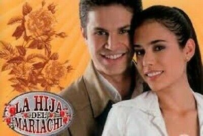 LA HIJA DEL MARIACHI, COMPLETA 30 DVDS.version colombiana