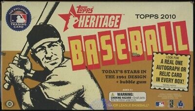 2010 Topps Heritage Baseball Complete Your Set Pick 25 Cards From List