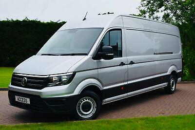 Volkswagen Crafter 2.0TDI ( 140Ps ) ( EU6 ) Startline 2017MY CR35 LWB air con