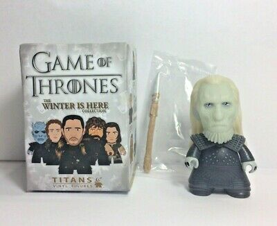 "Titans Game of Thrones Winter is Here White Walker 3"" Vinyl Collectible Figure"