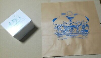 2019 Moomin Moominvalley mugcup Arabia Valley Park Limited mag mug + Paper Bag