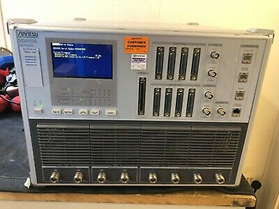Anritsu MD8430A Signalling Tester Lots of Options (3)