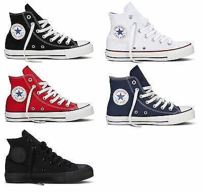 Converse High Chuck Taylor Trainer All Star AUTHENTIC Adult All colors NEW**