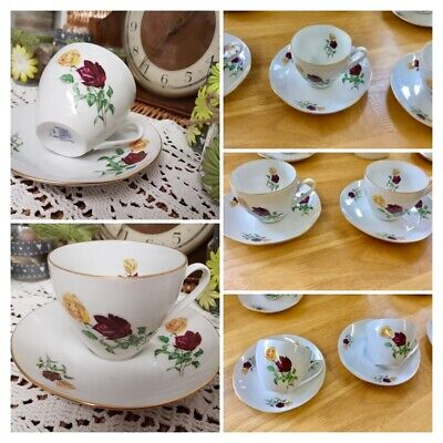 Vintage Mismatched China Cups, Saucers, Plates, Cake Plates Weddings, Tea Party