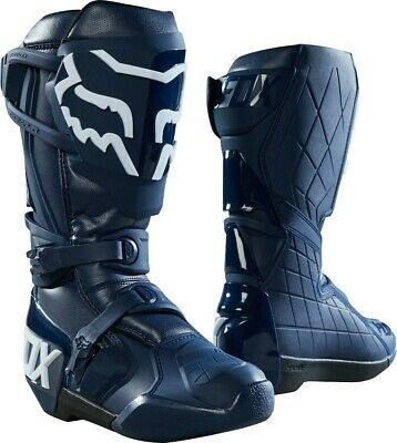 2019 Fox COMP R IDOL Anaheim A1 Limited Edition MX Motocross Boots Navy Adults