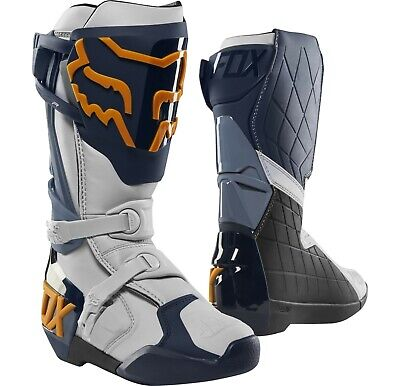 2019 Fox COMP R MX Motocross Boots Red Black White Adults