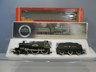 Hornby OO Gauge R392 GWR 4-4-0 3821 County of Bedford