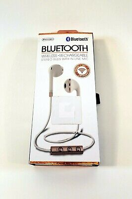4c6d5ef4b68 BT879 - Sentry Bluetooth Wireless Rechargeable Ear Buds, Built In  Microphones