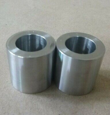 """5/8"""" ID x 1"""" OD STAINLESS STEEL 303 STANDOFF SPACER SPACERS BUSHINGS (2pcs.)"""